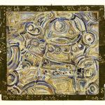 Restitution. Céramique originale de l'artiste Victor Anicet